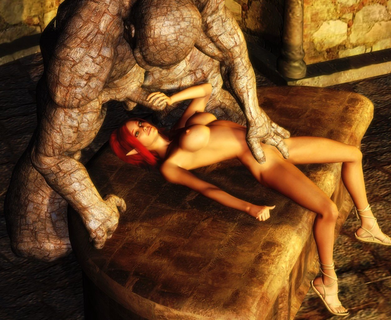 3d monster xxx samples adult picture
