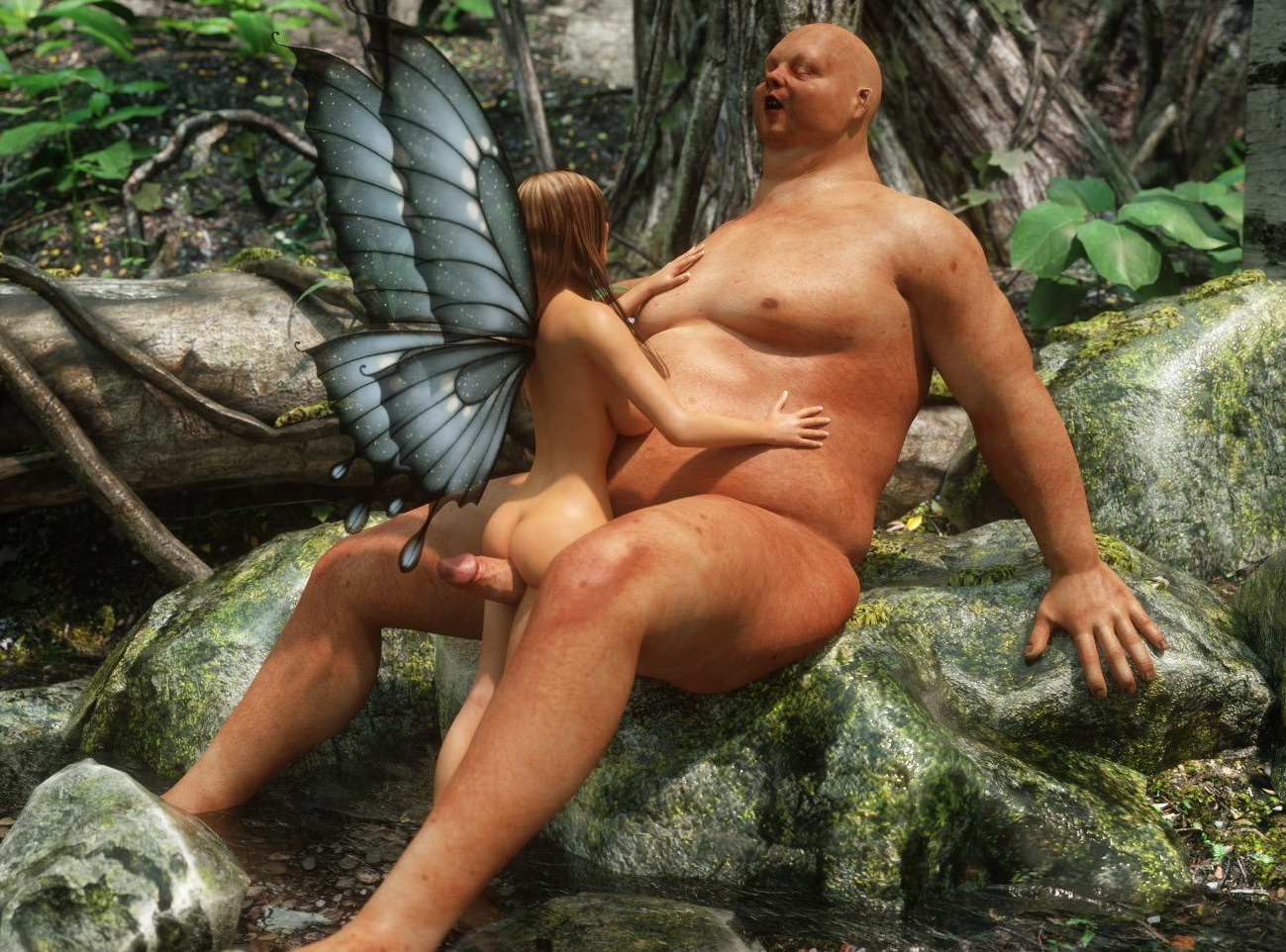 Fairy fuck giant 3d video naked scenes
