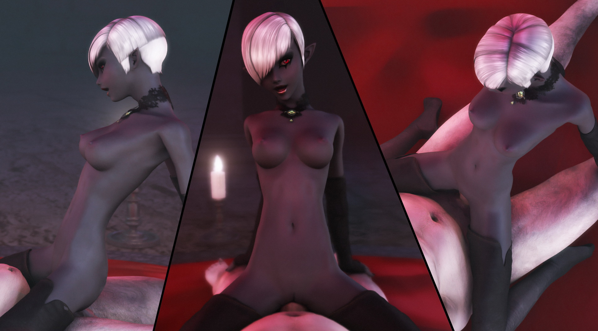 Dark elf hentai videos nackt clips