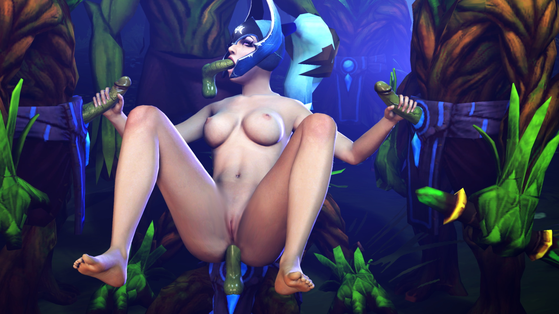 Hentai dota 2 hd nude movie
