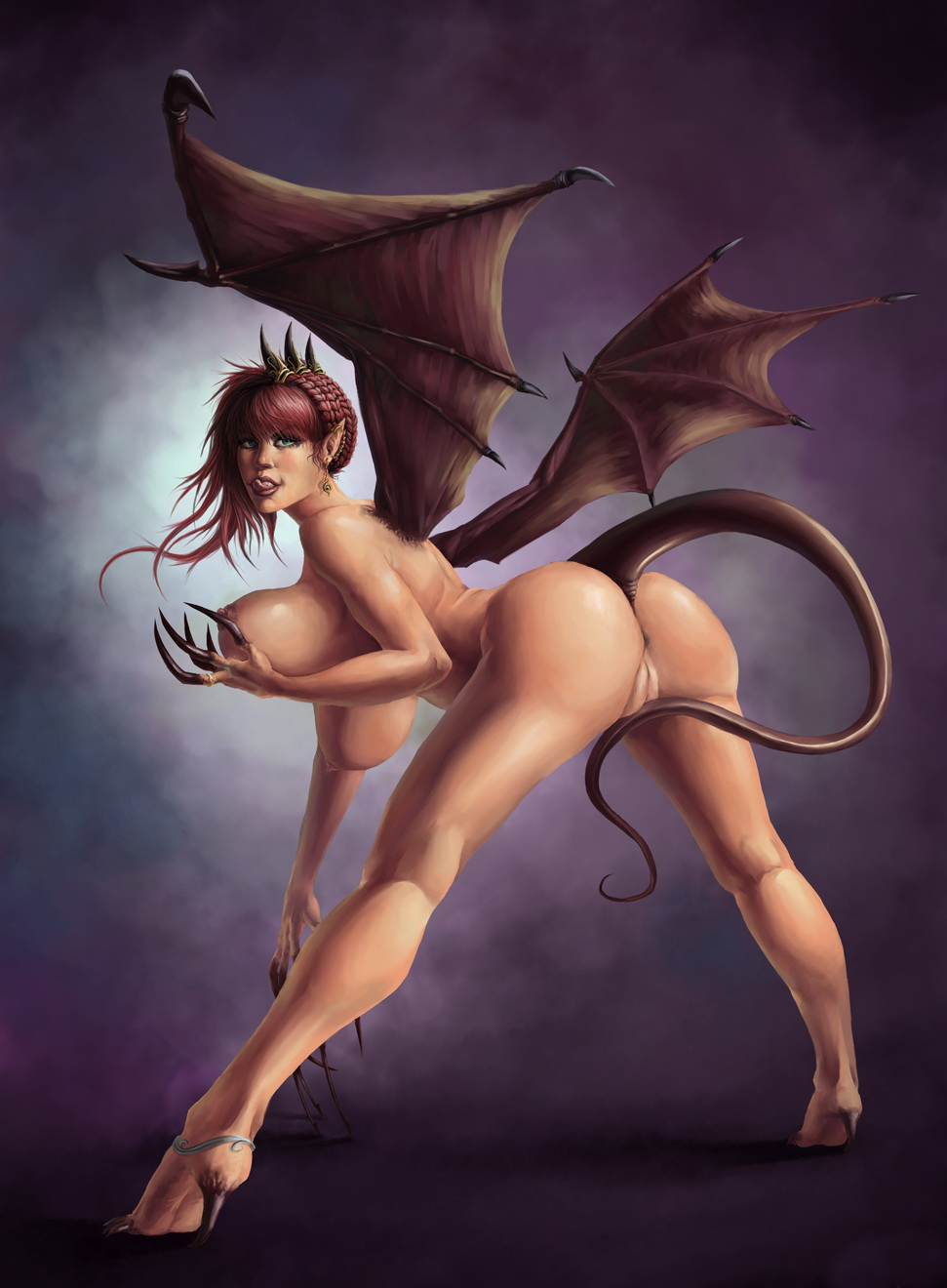 Erotic demoness pic nsfw tube