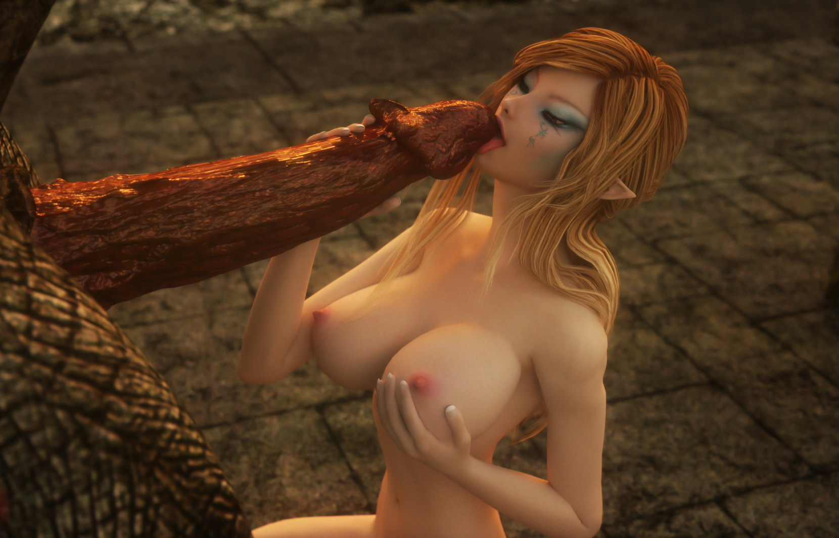 3d animated sex with dragons and elves porn images