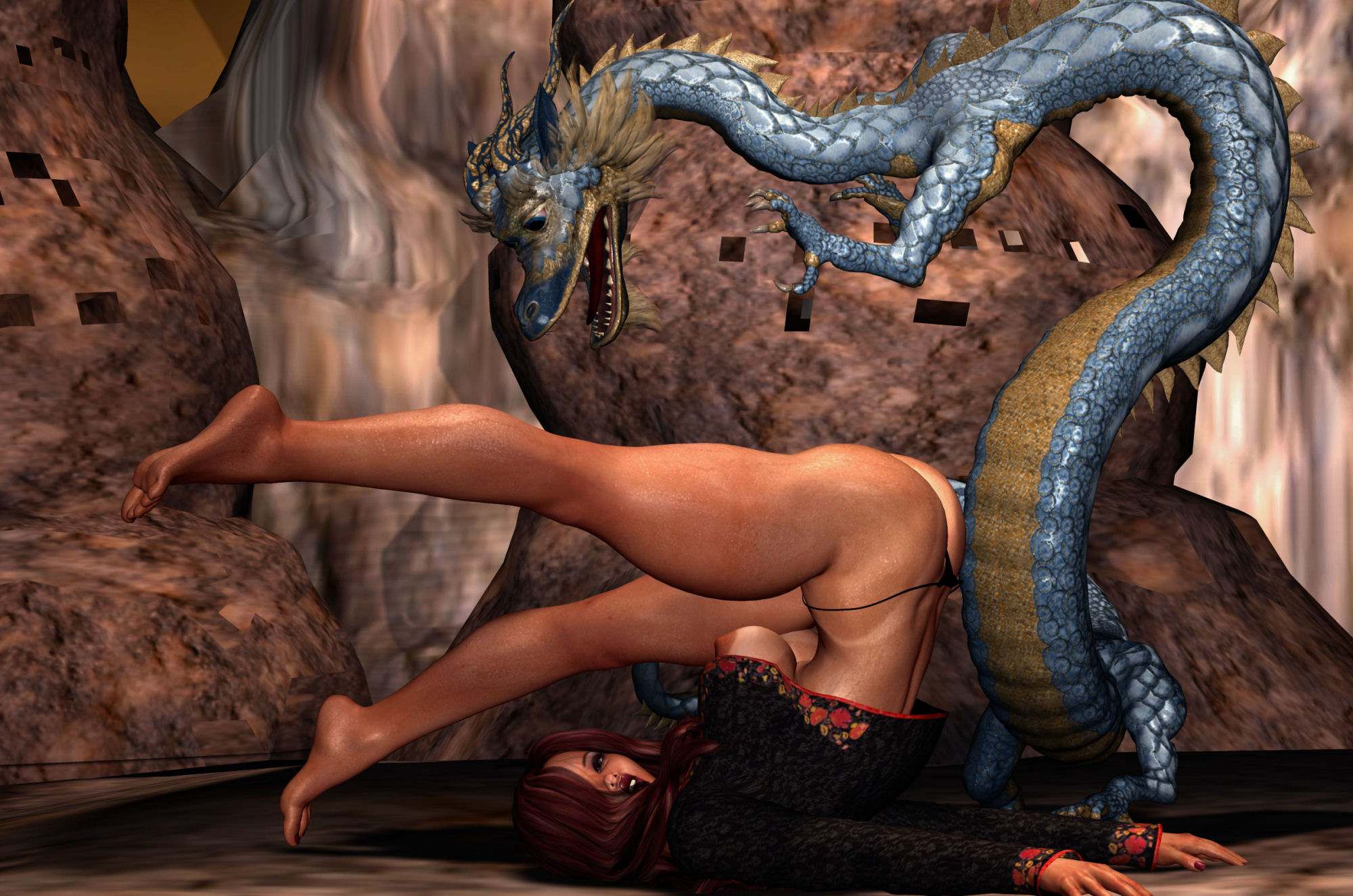 3d monster dragons hentai video erotic photo