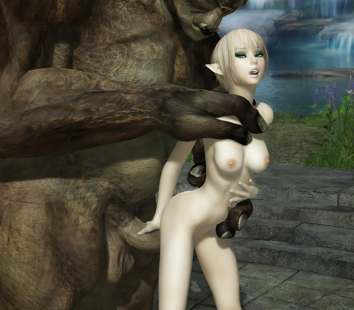 Hentai fantasy fairy monster sex scenes